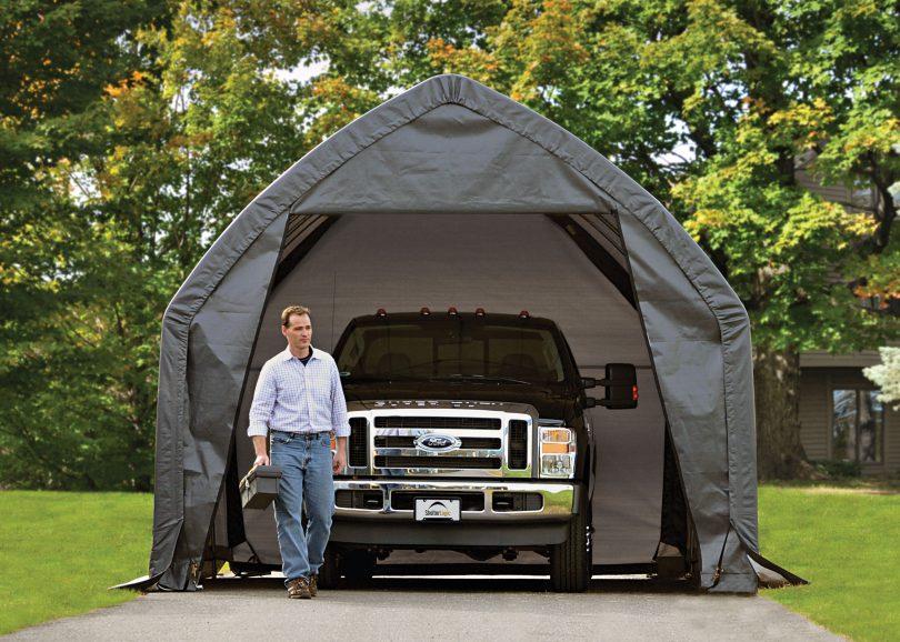 шатер для авто