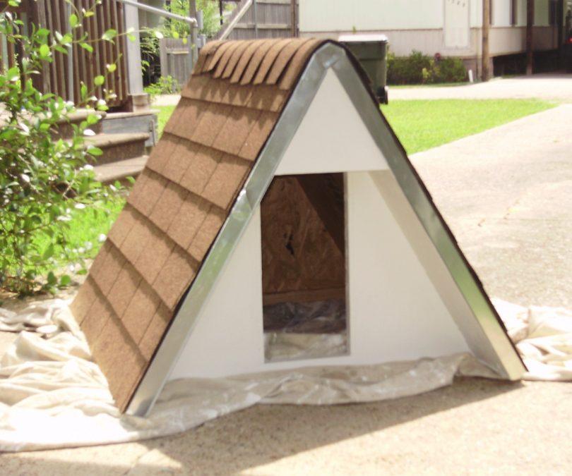 Оригинальная будка
