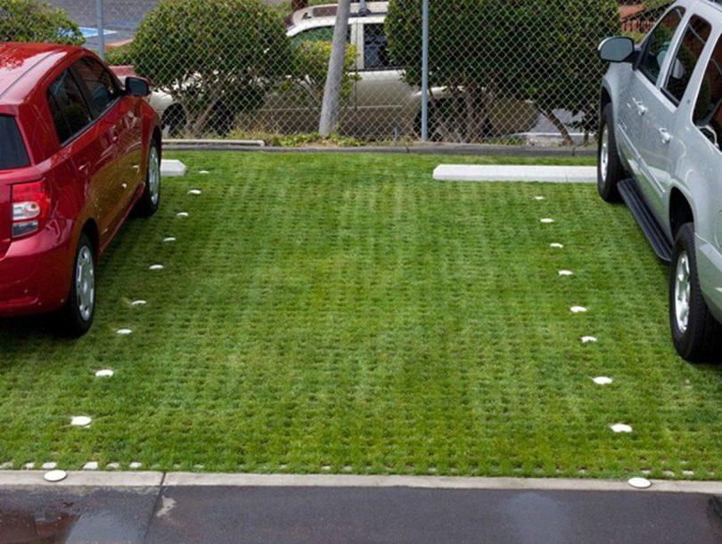 эко парковка