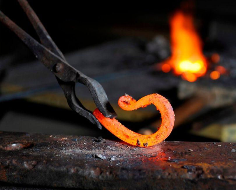 Фото ковки металла