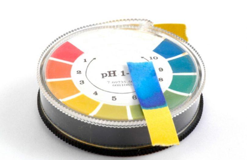 индикатор pH