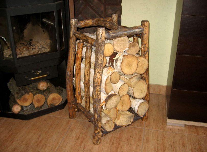 ящик для дров