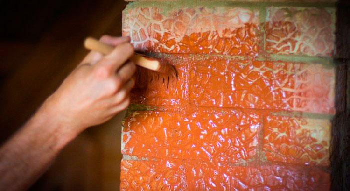 чем покрасить мангал из металла