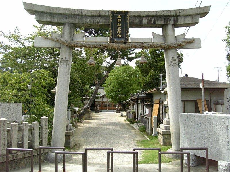 арка в японии