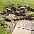 «Каменистый сад» или рокарий в ландшафтном дизайне