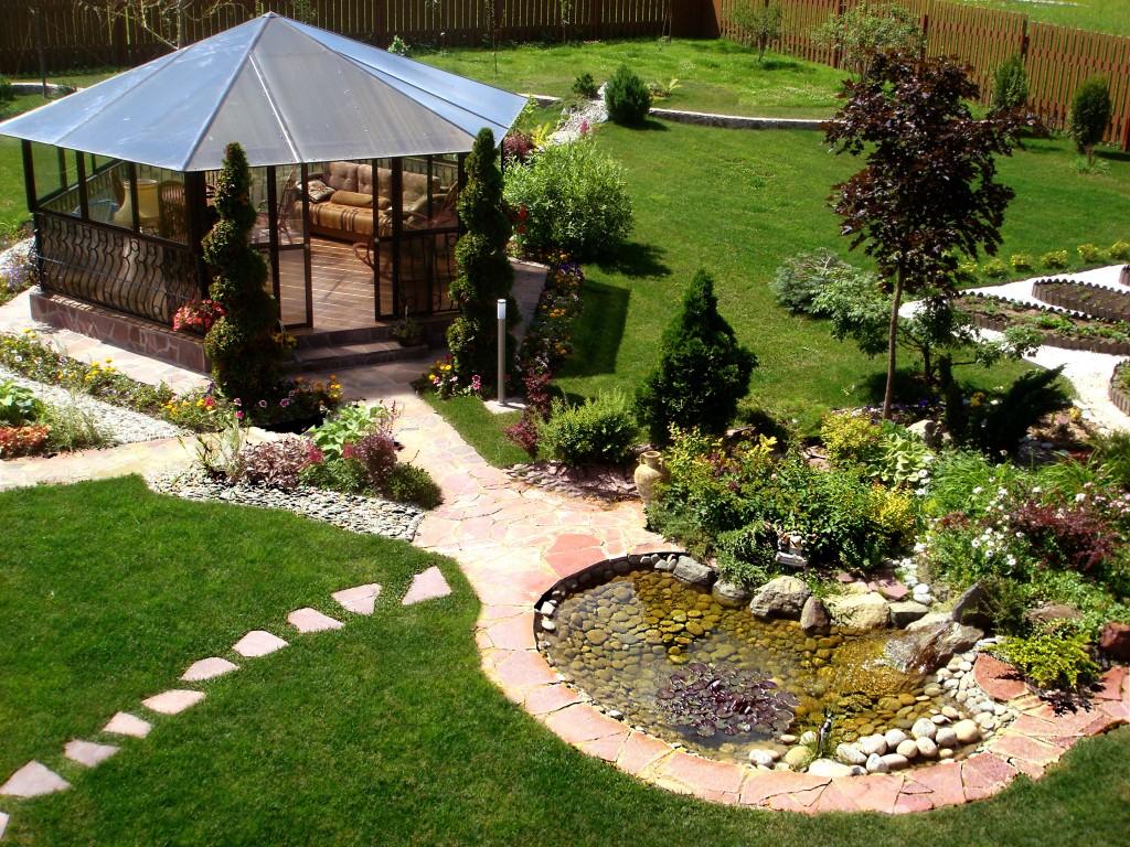 Садово ландшафтный дизайн добавить 915