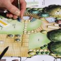 Основы ландшафтного дизайна дачного участка своими руками