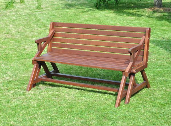 Мебель-трансформер: скамейка