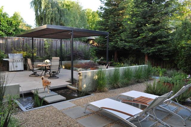 планировка двора ландшафтный дизайн