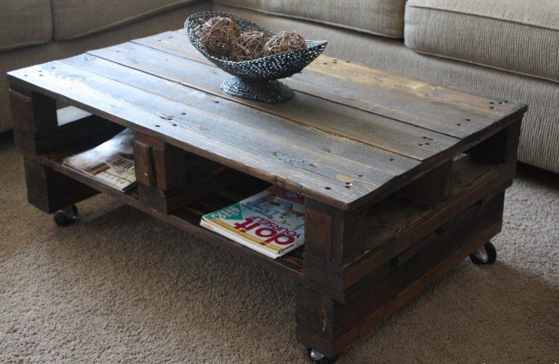 мебель из поддонов для дачи