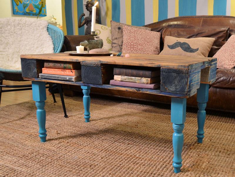садовая мебель из паллет