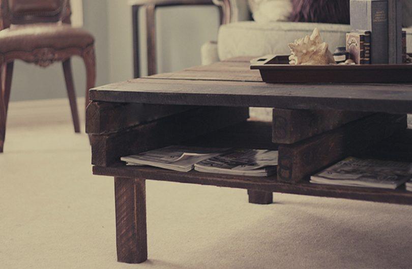 садовая мебель из поддонов фото