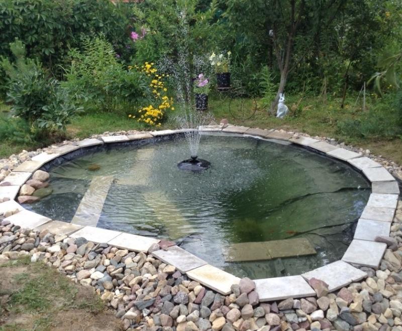 как сделать фонтан дома своими руками