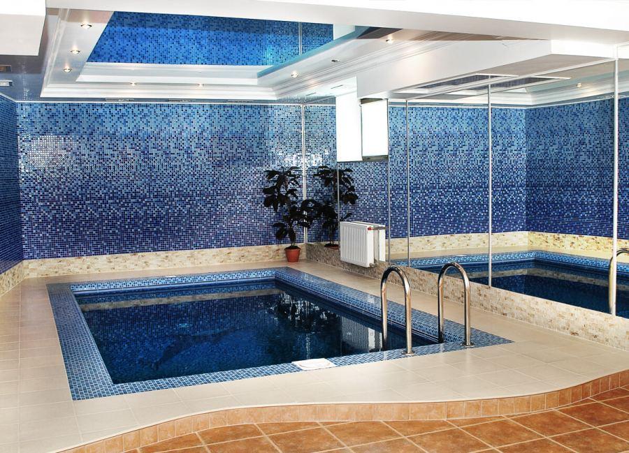 Домашний бассейн – дизайнерские идеи, поражающие воображение
