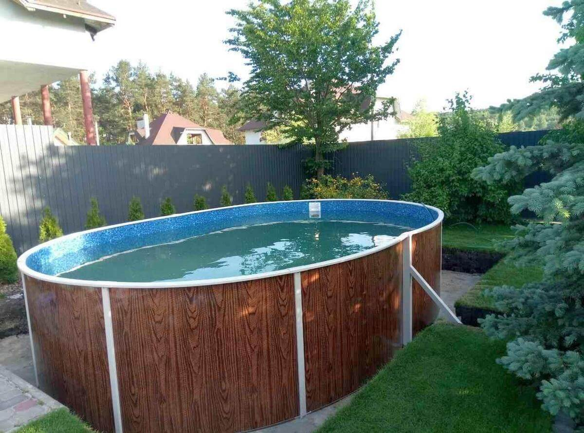 Каркасный бассейн