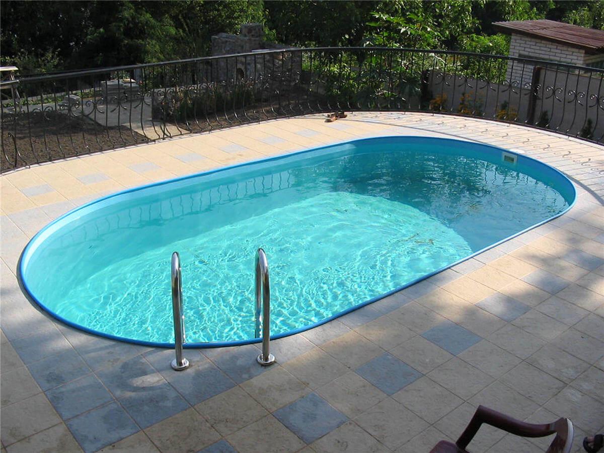 бассейн стационарный