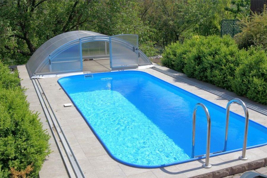 Как сделать бассейн из того что есть