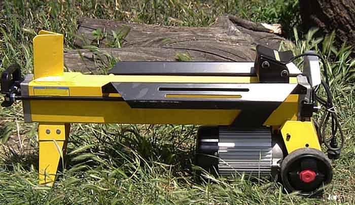 Электрический дровокол