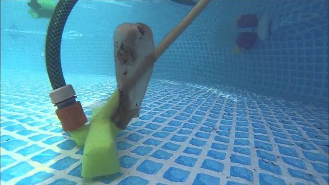 Пылесос для бассейна
