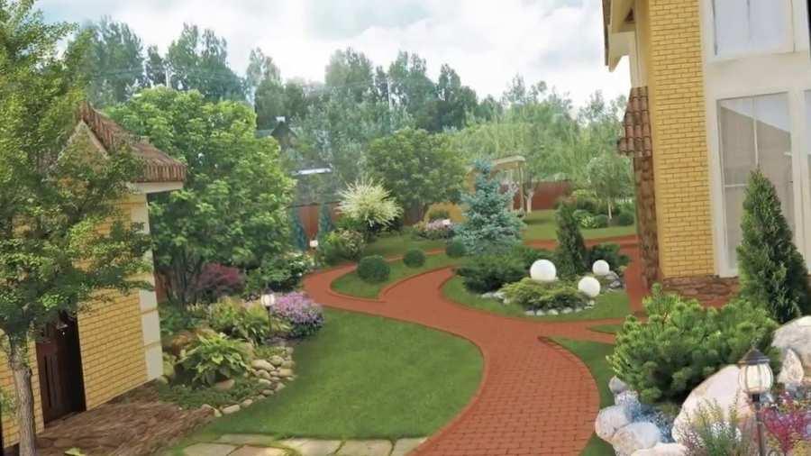 Как можно обустроить вашу дачу и сад, план к действию