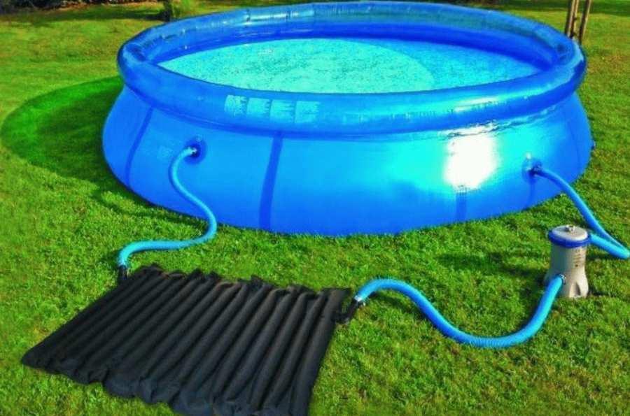 Как выбрать водонагреватель для бассейна