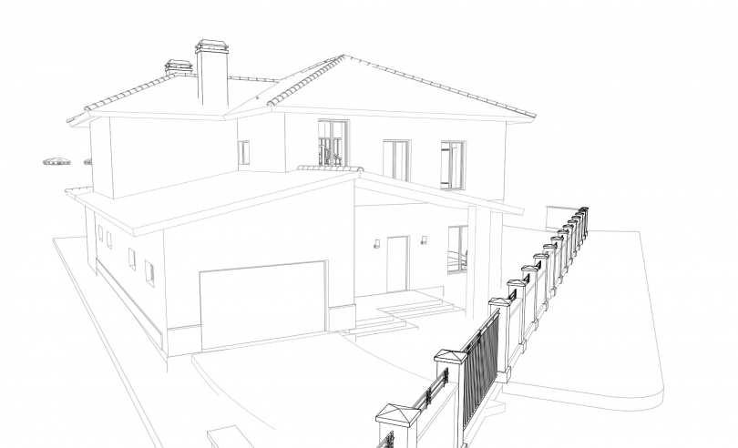 Проектирование загородного жилья с компанией DOM4M