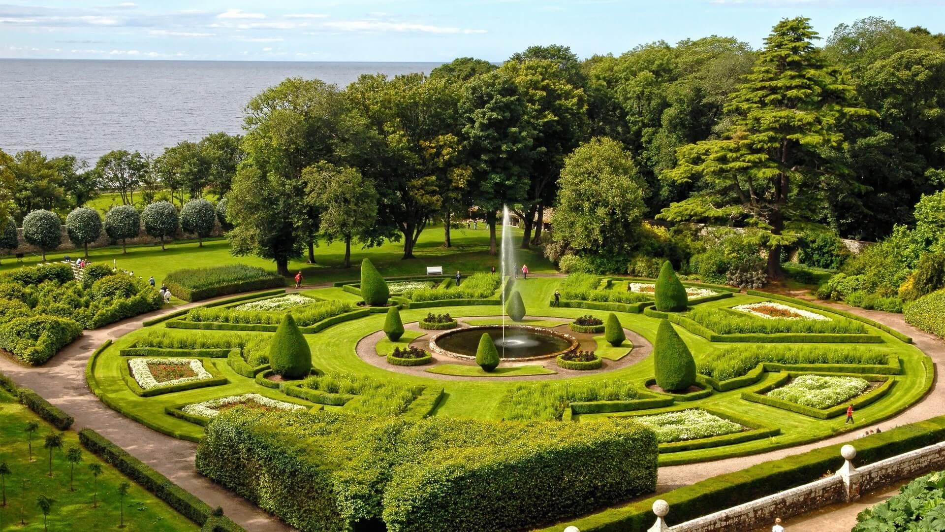 Сад в английском стиле: как создать английский сад