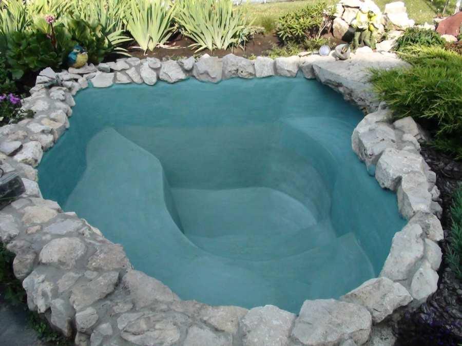 3 идеи, как создать небольшой пруд у дома