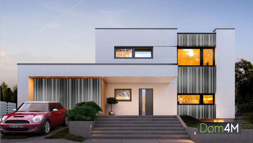 Архитектурные дома