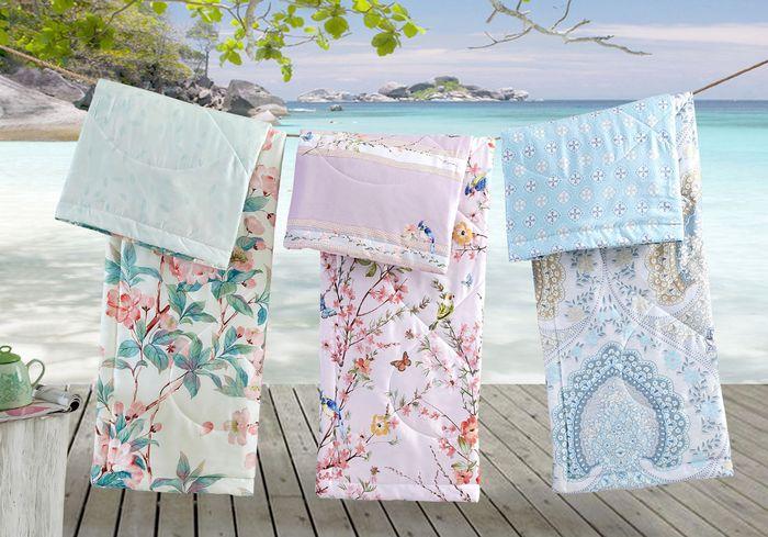 Каким должно быть летнее одеяло