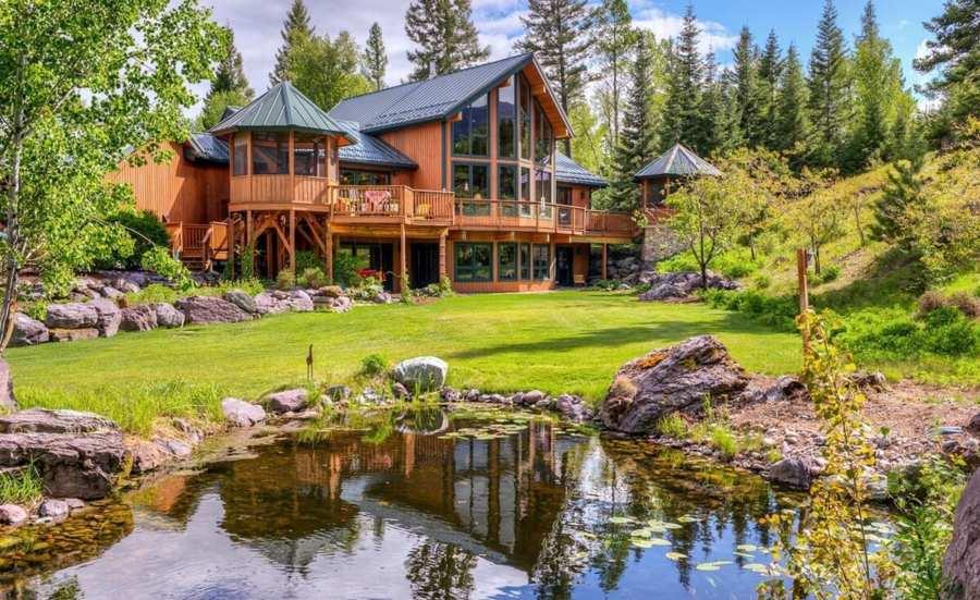 Фахверковые дома строительство и благоустройство