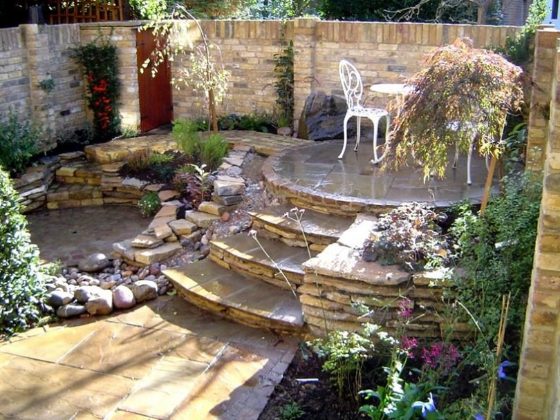 Идеи красивого двора частного дома своими руками фото 4