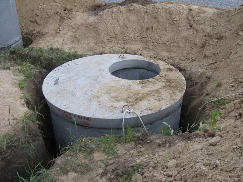 Выгребная яма своими руками без бетонных колец 2